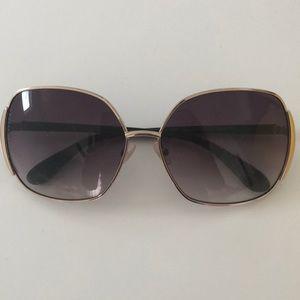 Gold Marc Jacobs Sunglasses